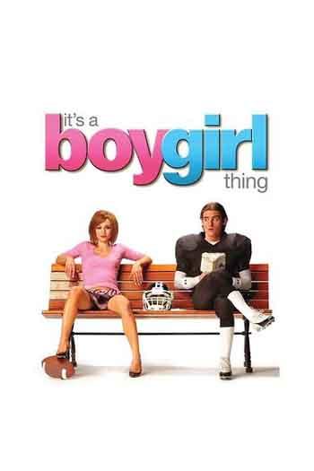Its a Boy Girl Thing 2006 480p 300MB BRRip Dual Audio Hindi