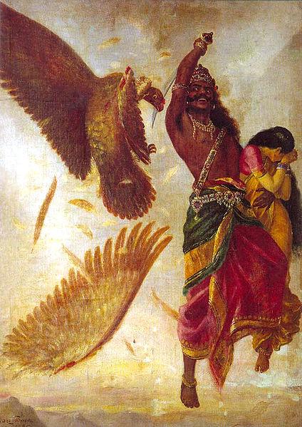 Ramayan माता सीता का दुष्ट रावण द्वारा हरण