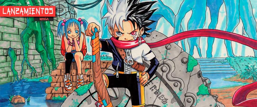 Novedades Panini Comics abril 2021 - manga