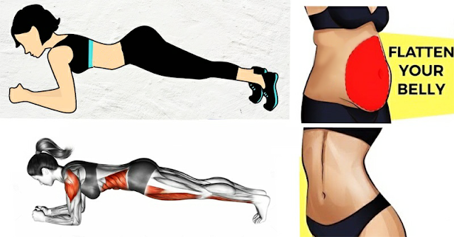 6 Best Stomach Workouts For a Flat Tummy At Home