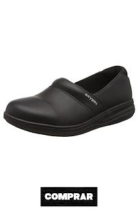 Oxypas Suzy, Women's Safety Shoes, Negro (Blk), 36 EU