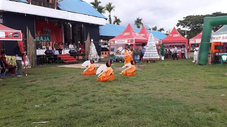 Lovely in Toraja Fiesta 2019