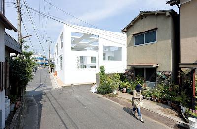 Casa N de Sou Fujimoto. Japón. Análisis Arquitectónico e Imágenes.