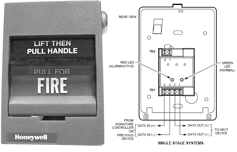 Arindam Bhadra Fire Safety   Fire Alarm Addressable Manual Call Points