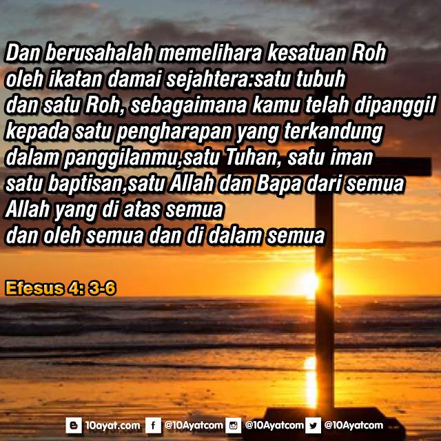 Efesus 4: 3-6
