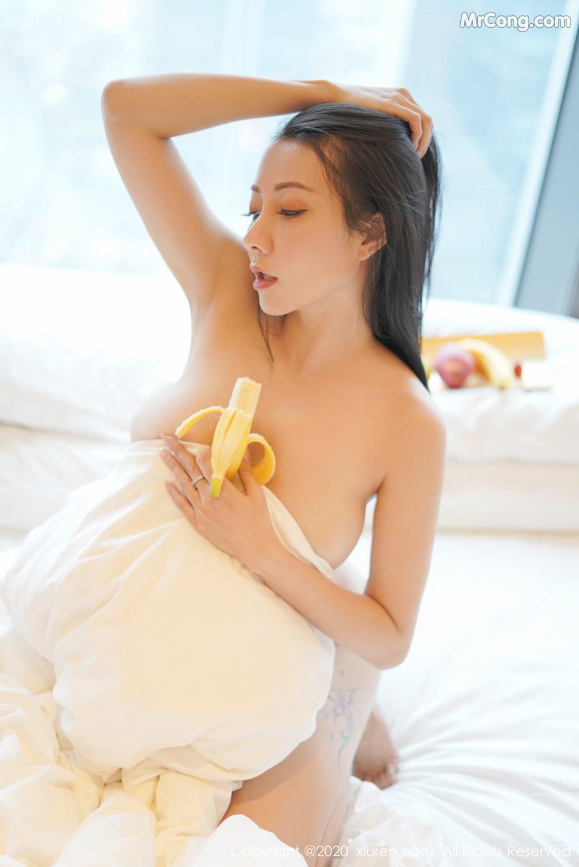 Image XIUREN-No.2142-Victoria-Guo-Er-MrCong.com-002 in post XIUREN No.2142: Victoria (果儿) (59 ảnh)