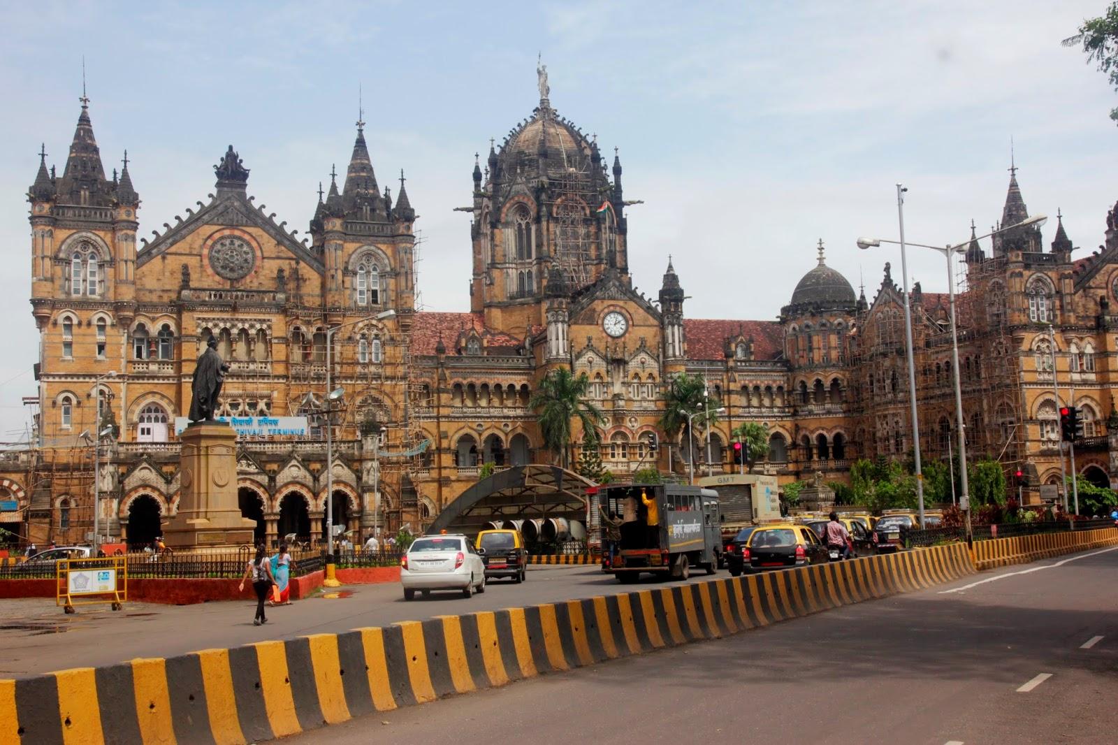 gare de bombay mumbai