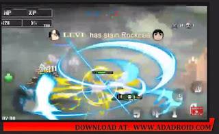 Download Attack on Titan Senki Mod Apk