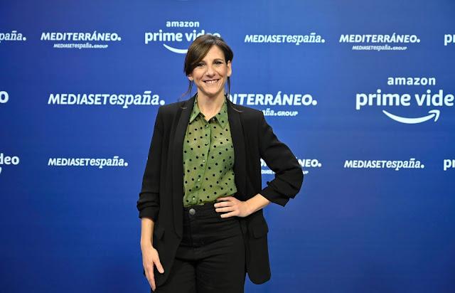 Malena Alterio en 'Señoras del (h)AMPA'