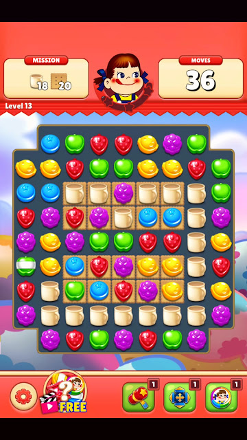 Milky Match Peko Puzzle Game Game Review 1080p Official SUPERBOX INC