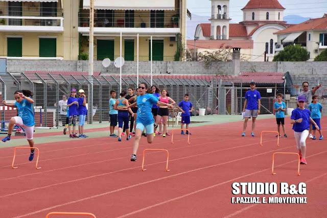 Αναστολή λειτουργίας της Ακαδημίας Στίβου της Γυμναστικής Ένωσης Αργολίδας (ΓΕΑ)