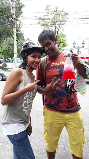 Astha & Atishay in Bangkok