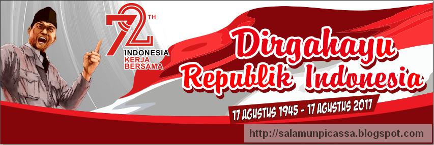 Background Spanduk 17 Agustus 2017 Labzada Wallpaper