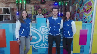 Disney Channel Soy Luna - Rolschaatstour i.o.v. BDF Projects