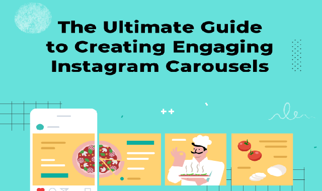 The Ultimate Guide to Creating Engaging Instagram Carousels #infographic
