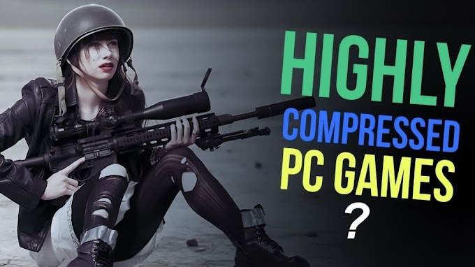 What are Compressed PC Games and Does it Really Work?
