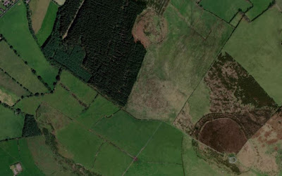 Rathcoran Hillfort and Passage Tombs