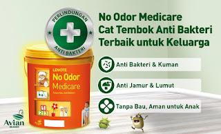 Cat Anti Bakteri