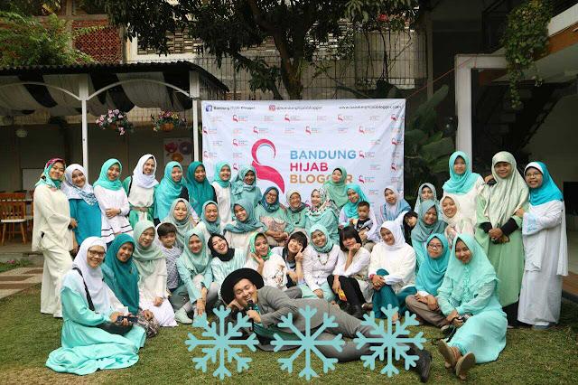 komunitas bandung hijab blogger