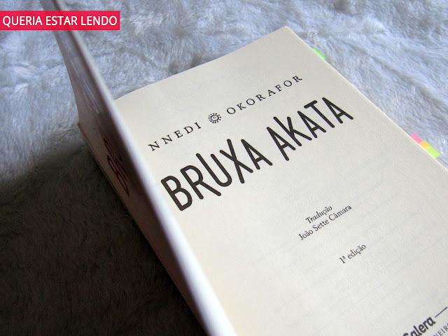 Resenha: Bruxa Akata