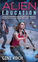 Gini Koch - Kitty Katt 15 - Alien Education (engl.)