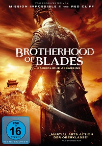 Watch Brotherhood of Blades Online Free in HD
