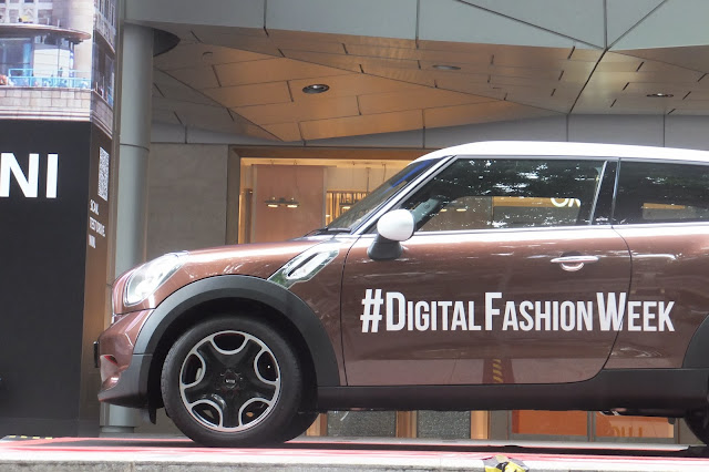 #digital-fashion-week BMW MINI