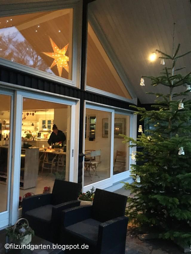 Winter auf Bornholm