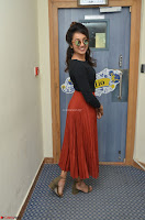 Tejaswini Madivada backstage pics at 92.7 Big FM Studio Exclusive  06.JPG