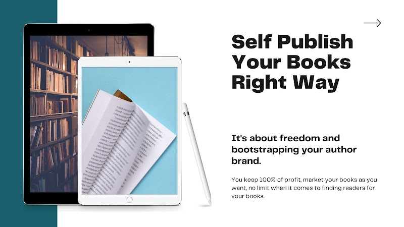 Get Book Self Publishing Services for Maximum Reach at Low cost
