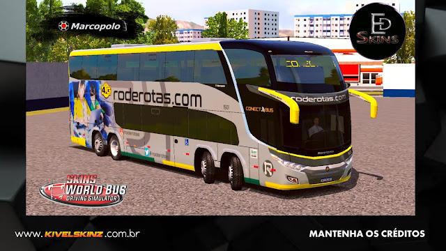 PARADISO G7 1800 DD 8X2 - VIAÇÃO RODEROTAS