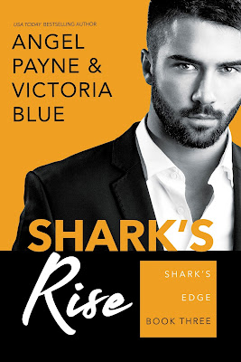 Sharks Rise Kindle Blog Tour: Sharks Rise by Angel Payne and Victoria Blue