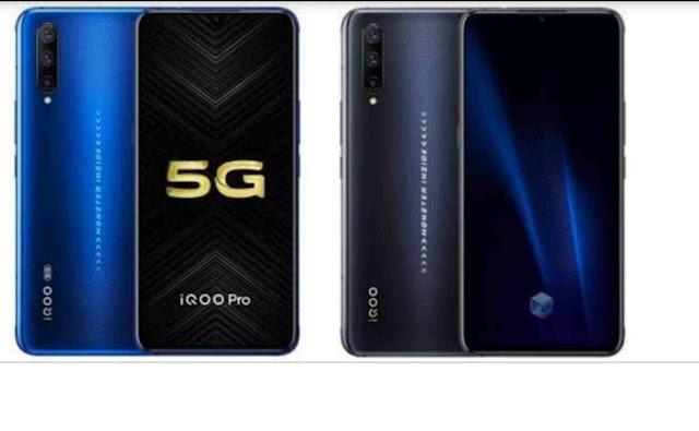 VIVO iQ00 Pro 5G Specifications,PRICE