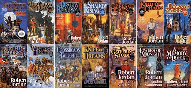 """طاحونة الوقت wheel of time  لـ""""روبرت جوردن - Robert Jordan""""روايات كتب تحميلpdf رواية"""