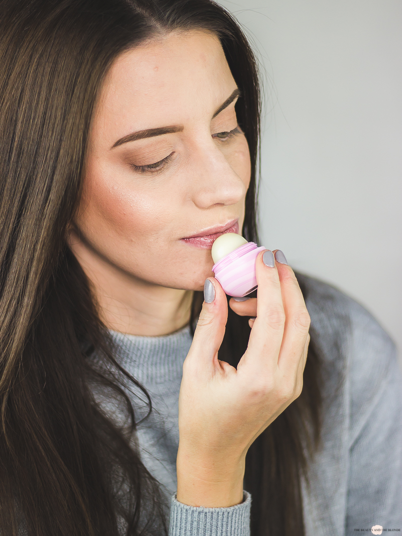 eos Visibly Soft Honey Apple Lippenpflege Review Rossmann Drogerie
