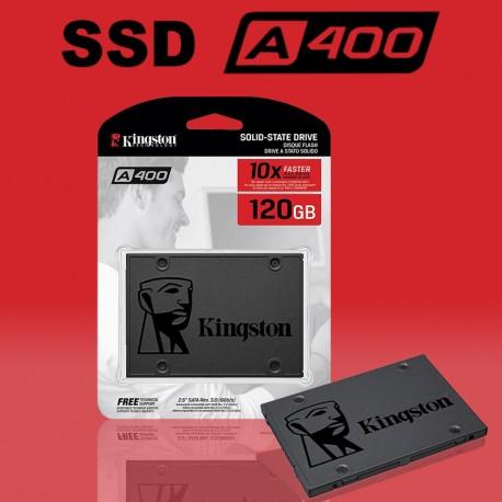 Sorteio de um SSD Kingston 120G!