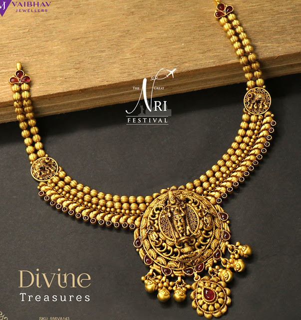 Divine Collection From Vaibhav jewellers