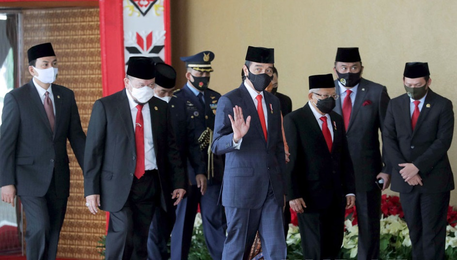 Pidato Kenegaraan Jokowi Dinilai Kurang Eksplor Persoalan Fundamental Bangsa