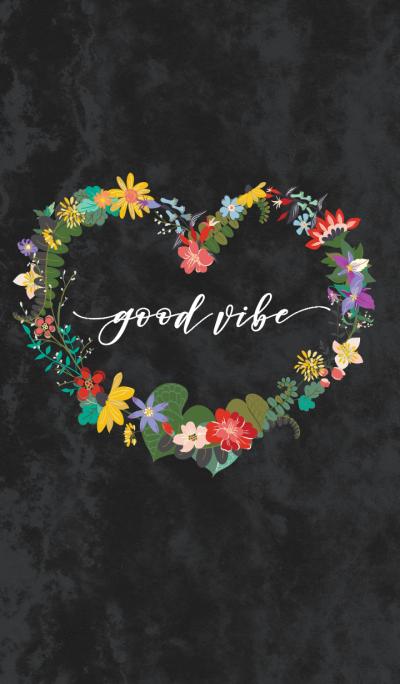Wild Flower V.2 - Good Vibe