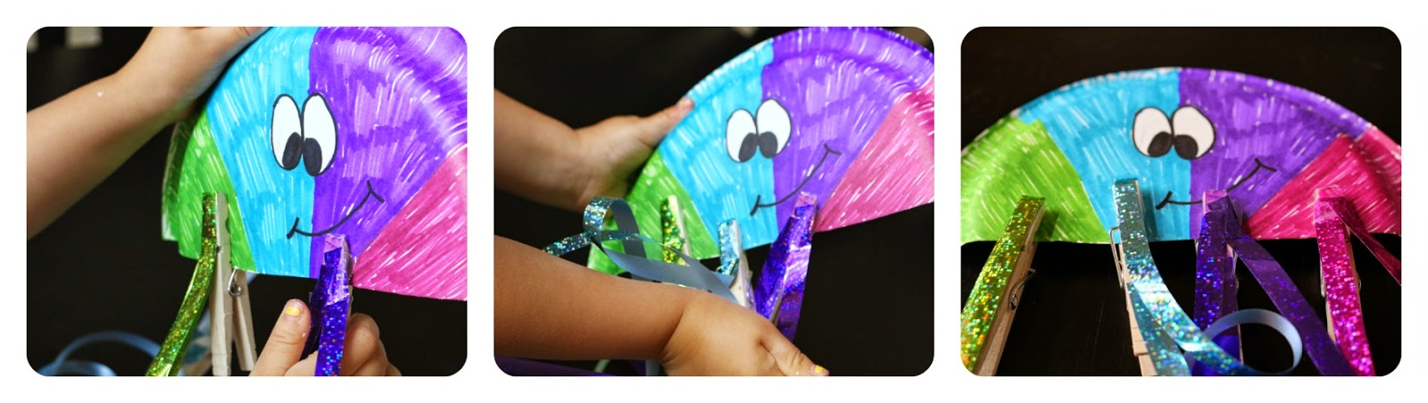 preschool clothespin fine motor craft