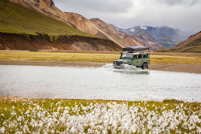 How to get to Landmannalaugar? By bus or by car?