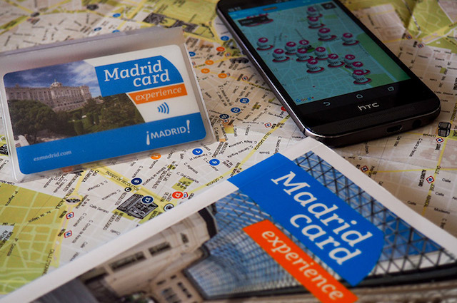 Descontos com o Madrid Card