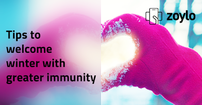 Winter Health Tips for greater immunity