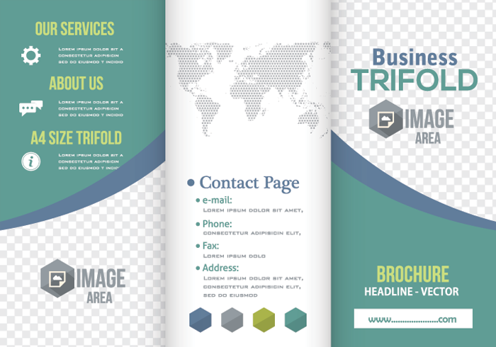 Printing Blog An Ideal Printing Layout For Tri Fold