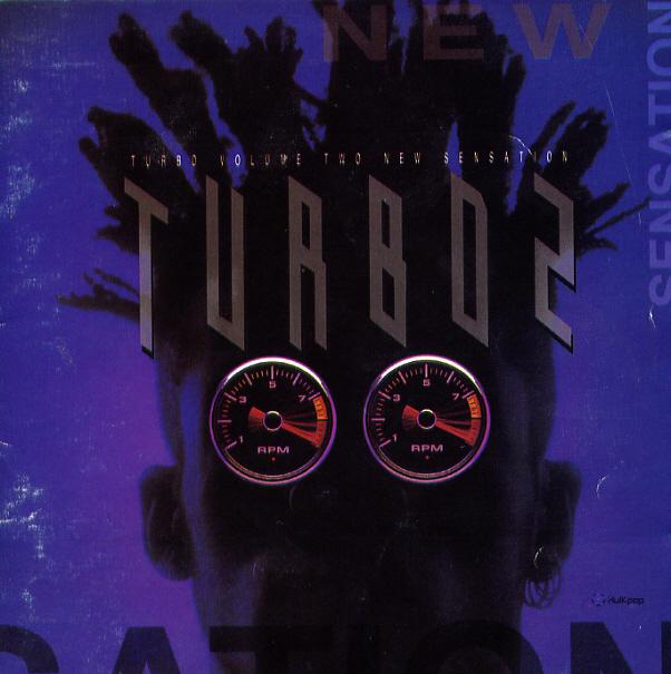 TURBO – Vol.2 New Sensation