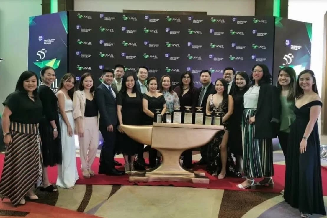 PayMaya wins Anvil Awards for driving 'Cashless for All'
