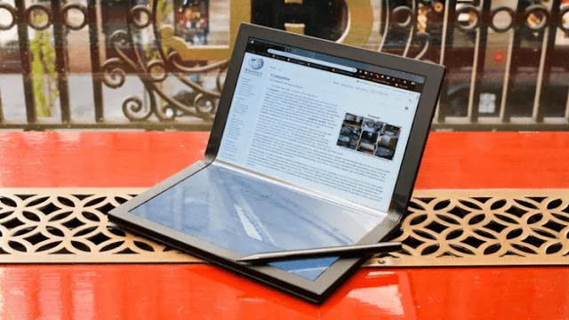 Ordinateurs portables de 5G Lenovo%2BThinkPad%2BX1%2BFold%2B%25281%2529