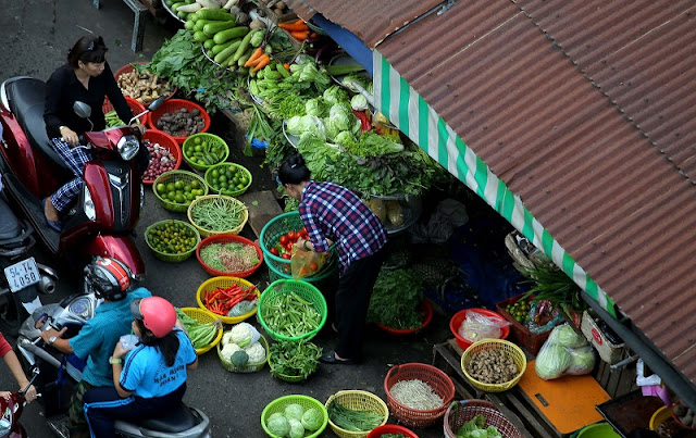 Markets in Vietnam 1