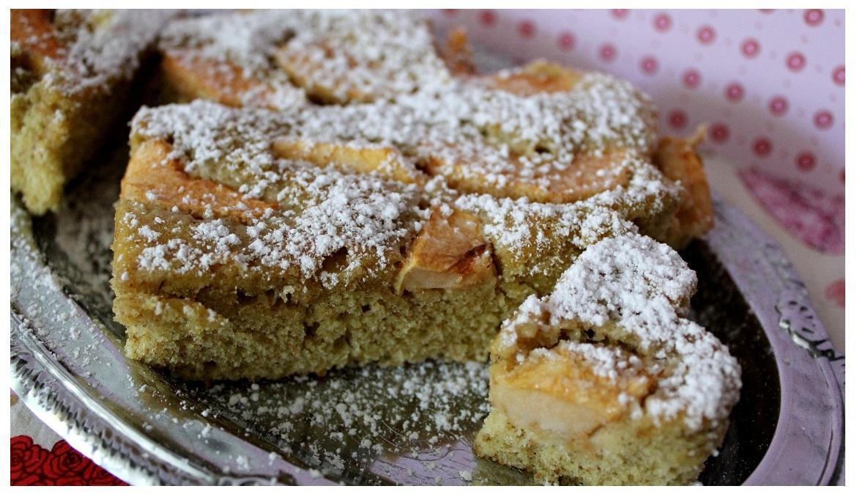 Spelt Apple Cake Dinkelvollkorn Apfel Blechkuchen Susi S Bakery