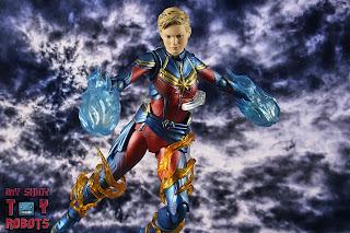 SH Figuarts Captain Marvel (Avengers Endgame) 23